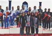 مسابقات آبهای آرام قهرمانی زیر 23سال آسیا| ایران در پاراکانو قهرمان، زیر 23 سال نایب قهرمان و جوانان سوم شد