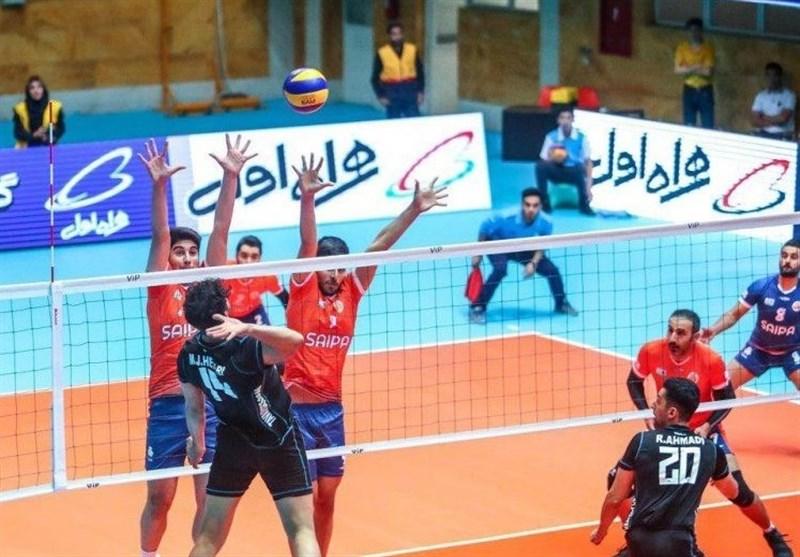 احضار داوران دیدار سایپا و شهرداری تبریز به کمیته داوران فدراسیون والیبال