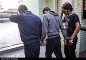 باند 4 نفره سارقان وسائل خودرو در همدان دستگیر شدند