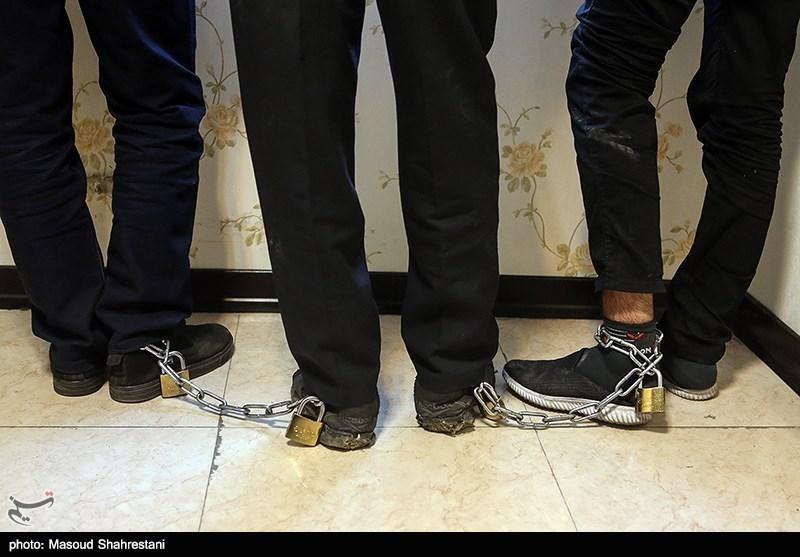 سارقان مسلح در محورهای دورود دستگیر شدند