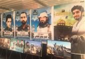 """تک عکس """"حججی"""" در میان شهدای عصائب عراق"""