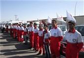 آمادگی 26 پایگاه ثابت و سیار هلال احمر لرستان برای خدمت به زائران اربعین
