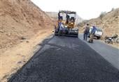 طرح آسفالت 19 روستای قشم توسط بنیاد مسکن اجرا شد
