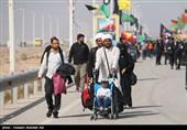 همدان| 1000 زائر اربعین حسینی در اسدآباد اسکان یافتند