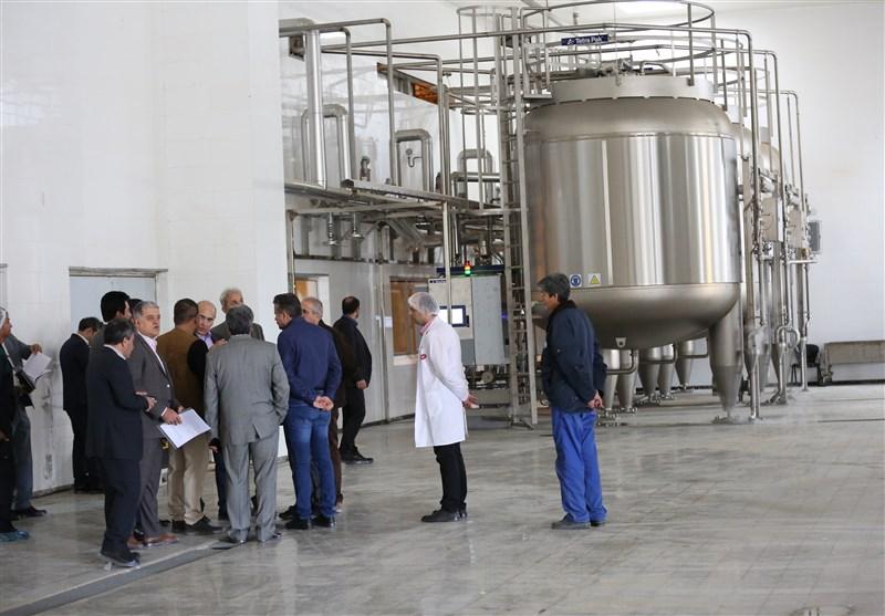 پالایشگاه شیر در ایران احداث میشود