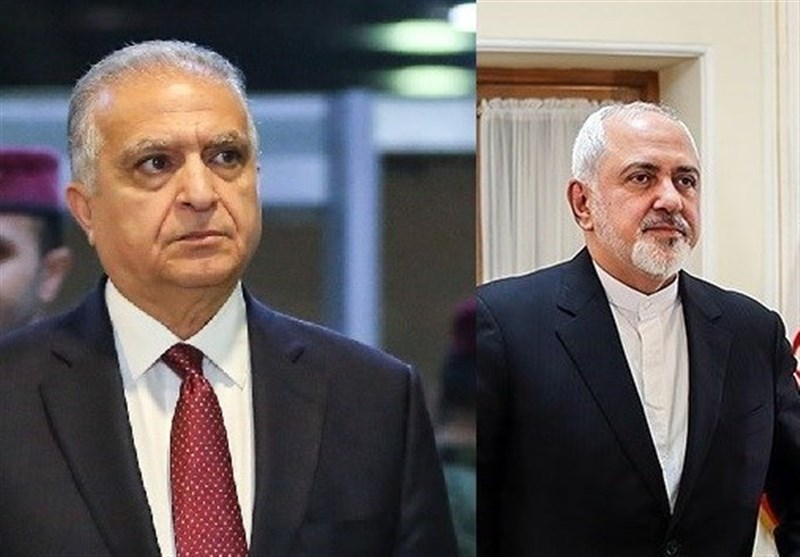 Iran's Foreign Minister Holds Talks with New Iraqi Counterpart