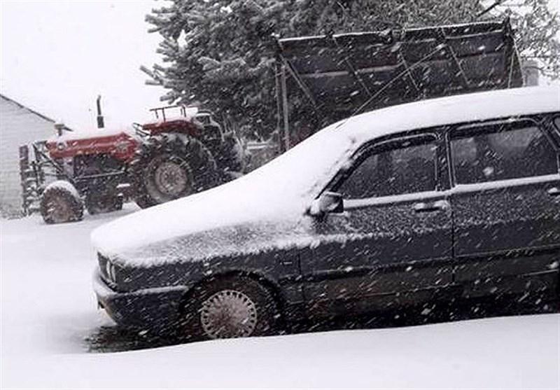 شناسایی نقاط بحرانی و حساس در مواقع بارش باران و برف در تهران