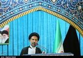 امام جمعة طهران المؤقت یؤکد على فشل الماکنة الحربیة الامریکیة والصهیونیة