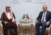 گفتوگوی وزرای خارجه ترکیه و عربستان درباره خاشقجی