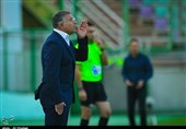 بوشهر| مجید جلالی: اینکه مردم جم به هیجان بیایند و از فوتبال لذت ببرند ارزشمند است/ در راستای اهدافمان عمل کردهایم
