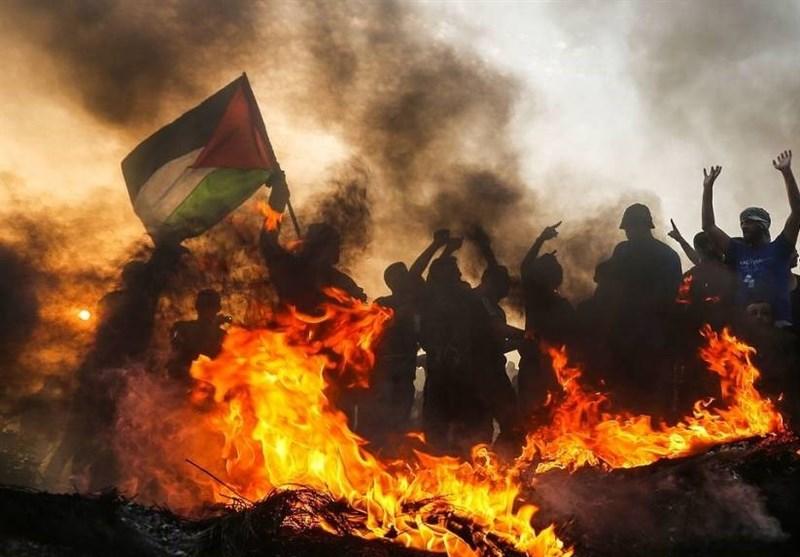 زخمی شدن 55 فلسطینی در شصت و ششمین راهپیمایی بازگشت؛ هشدار جهاد اسلامی به رژیم صهیونیستی