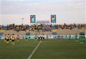 بوشهر| تیم پارس جنوبیجم در بازی خانگی متوقف شد