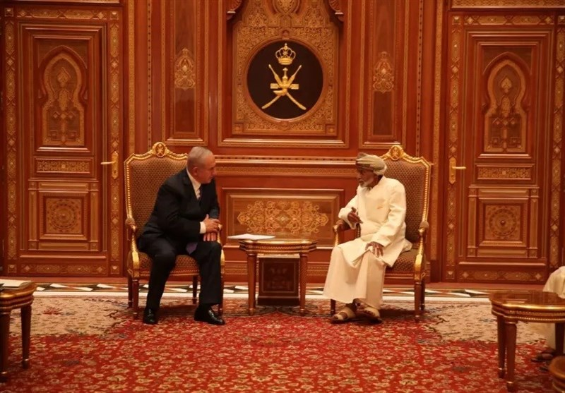 چرا نتانیاهو به عمان رفت؟