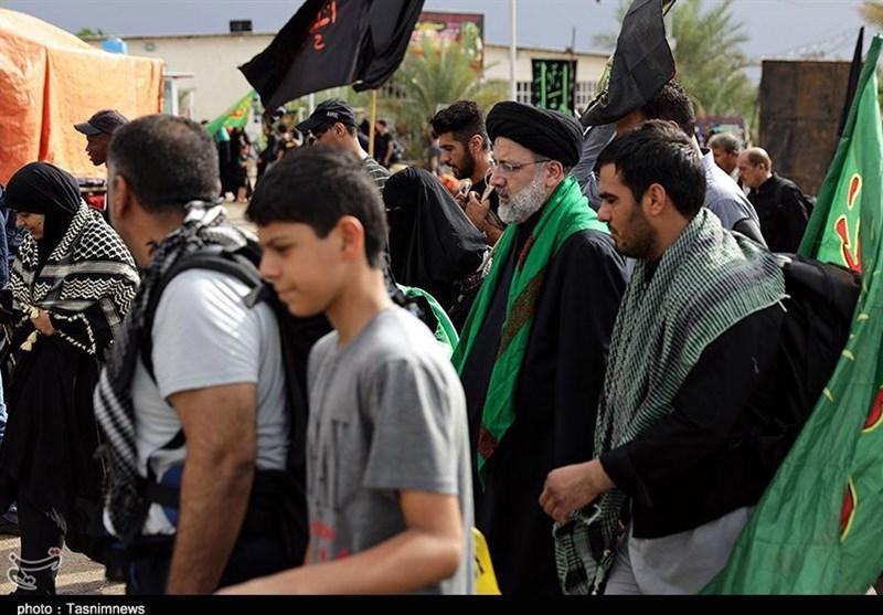 """""""زائر امام حسین(ع)"""" از جمیع آفات و بلاها محفوظ است"""