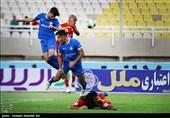تساوی استقلال خوزستان برابر پرسپولیس شوش در دیداری دوستانه