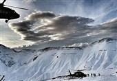 2 نظامی ترکیه در سرما جان خود را از دست دادند