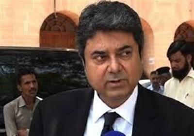 وزیر دادگستری پاکستان باز هم به دستور عمران خان استعفا داد