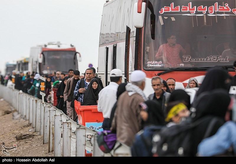 فیلم/ توصیههای پلیس راهور به زائران اربعین حین بازگشت از سفر