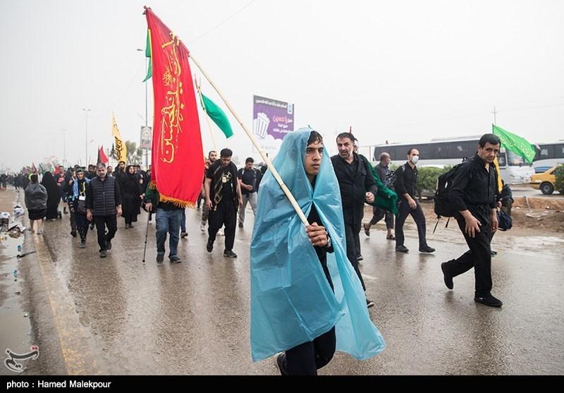امسال کمحاشیهترین اربعین را در عراق شاهدیم/توانایی و سرعت عمل هلال احمر ایران زبانزد است