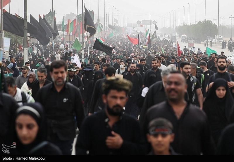 7000 کرمانی برای حضور در پیادهروی اربعین امسال ثبتنام کردند