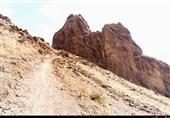 Alamut Castle in Iran's Qazvin
