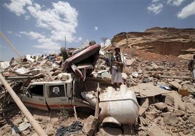 Suud Ve Koalisyon Yemen'de Yine Sivilleri Hedef Aldı
