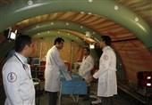 گلستان|5 هزار نفر از مناطق محروم گنبدکاووس از خدمات درمانی سپاه برخوردار شدند