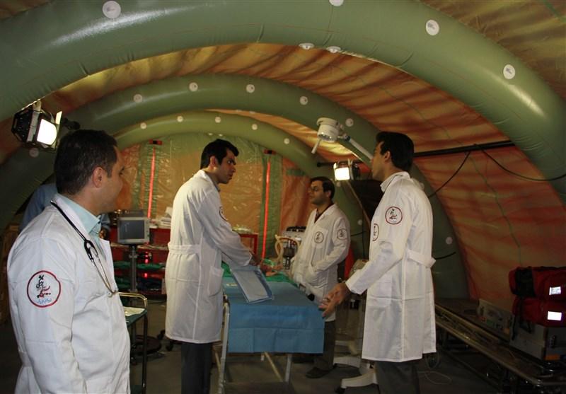 بیمارستان سریعالاستقرار هلال احمر در بیرجند احداث میشود