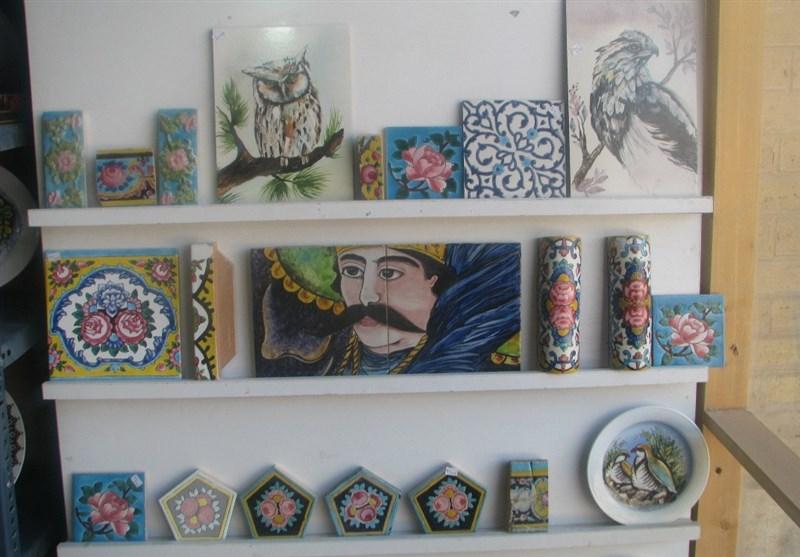 واکنش میراث فرهنگی فارس نسبت به خبر فروش کاشیهای تاریخی به قیمت ارزی