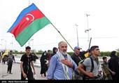 اخبار اربعین 98| زائران آذری اربعین از مرز شلمچه و چذابه عازم کربلا میشوند