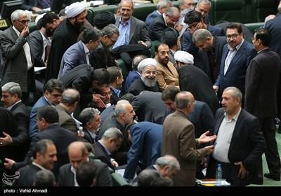 جلسه رای اعتماد به چهار وزیر پیشنهادی دولت -2