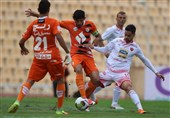 IPL: Persepolis Held by Saipa