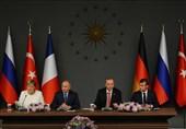 البیان الختامی لقمة اسطنبول الرباعیة: الالتزام بوحدة سوریة وسیادتها واستقلالها