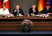 پوتین: روسیه حق خود میداند در نابودی تهدیدات تروریستی به سوریه کمک کند