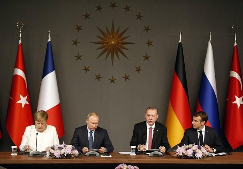 روسیه نتیجه نشست سران استانبول را مثبت ارزیابی کرد