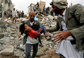 یمن| بمباران مجدد الحدیده؛ پدر و 5 کودک بیگناهش شهید شدند