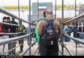 اربعین98| 24 گیت جدید تردد اتباع خارجی در مرز شلمچه راهاندازی شد
