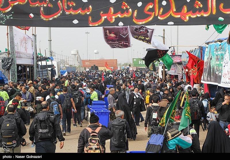 Iraq's Karbala Hosting 10 Million Arbaeen Pilgrims 1397080610333274515760304