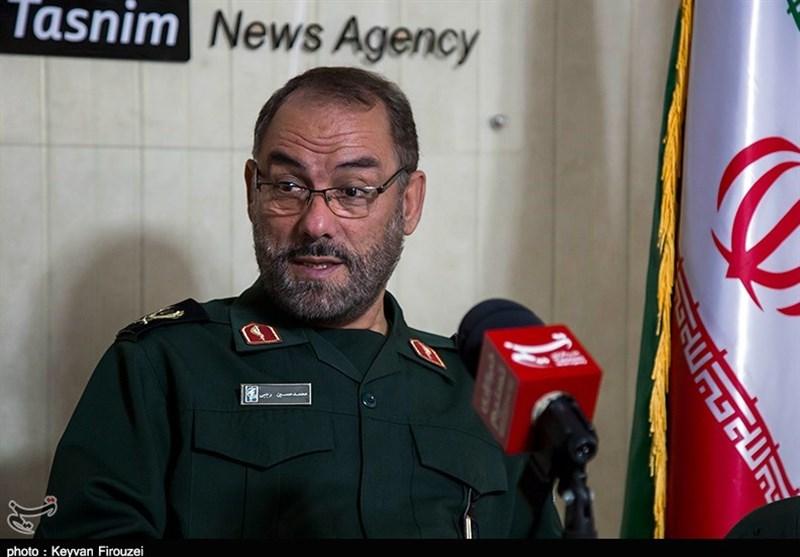 فرمانده سپاه استان کردستان از دفتر تسنیم بازدید کرد+ تصاویر