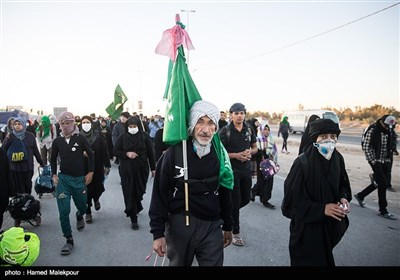 Shiite Muslims Gather in Iraq's Karbala for Arbaeen Pilgrimage