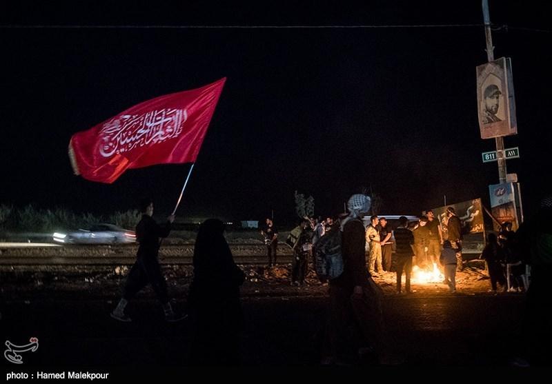 Shiite Muslims Gather in Iraq's Karbala for Arbaeen