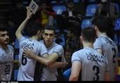 ارومیه|مصاف صدرنشین و قعرنشین لیگ برتر والیبال در هفته هشتم