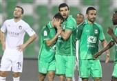 لیگ ستارگان قطر| چهارمین پیروزی متوالی الاهلی