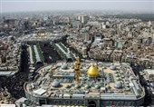 Iraq's Karbala Hosting 10 Million Arbaeen Pilgrims