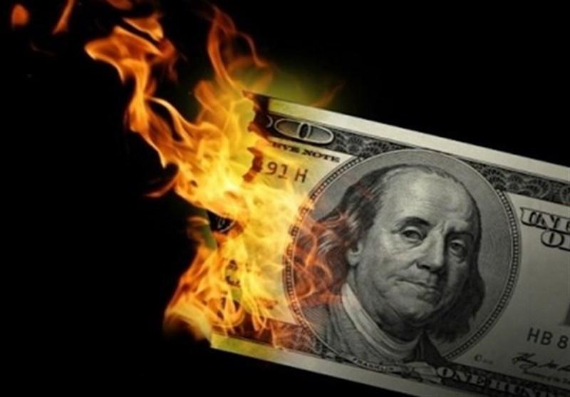 آمریکا دلار بدون پشتوانه چاپ میکند