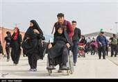 اهواز|زائران خارجی باید مورد تکریم خادمان اربعین حسینی قرار گیرند