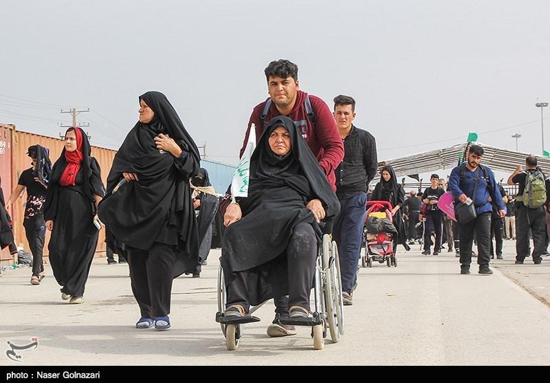 مرز مهران به صورت 24 ساعته باز است