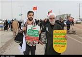96گیت در مرز مهران آماده خدماترسانی به زائران عتبات عالیات شد