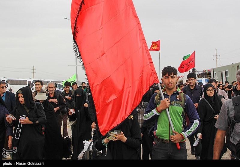 تازهترین اخبار اربعین| یکطرفه شدن جاده مهران به ایلام/ هیچ مورد سوء امنیتی در مرز مهران گزارش نشده است
