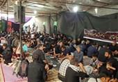 اسکان 700 زائر اربعین در موکب سجادیه سفیدشهر آران و بیدگل